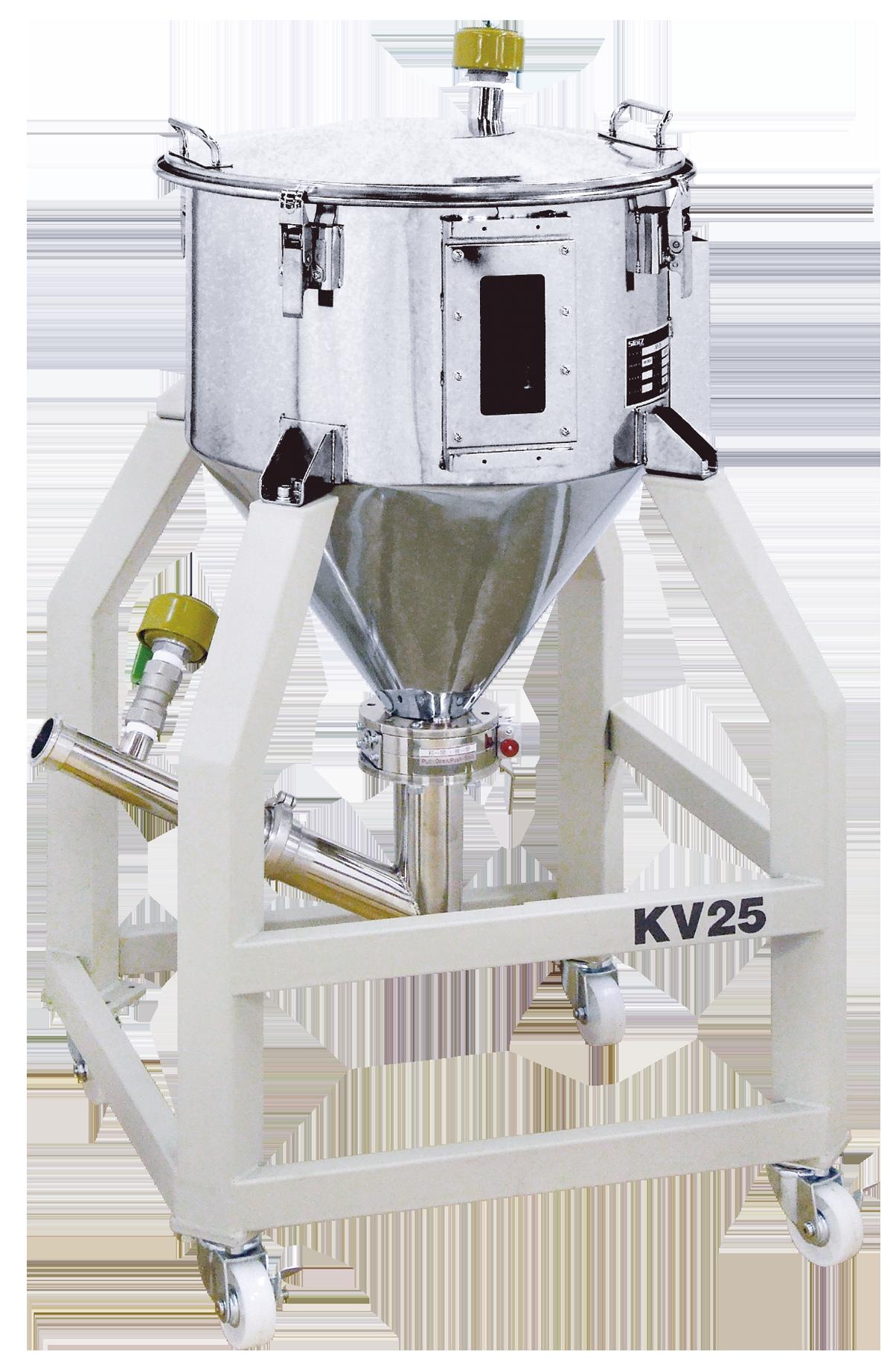 専用ペレットタンク KVシリーズ